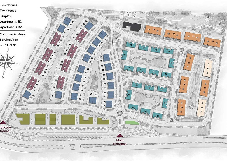 VIDA Sheikh Zayed City IWAN Developments
