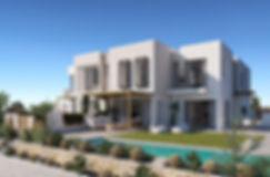 Twin Villa in El Masyaf North Coast