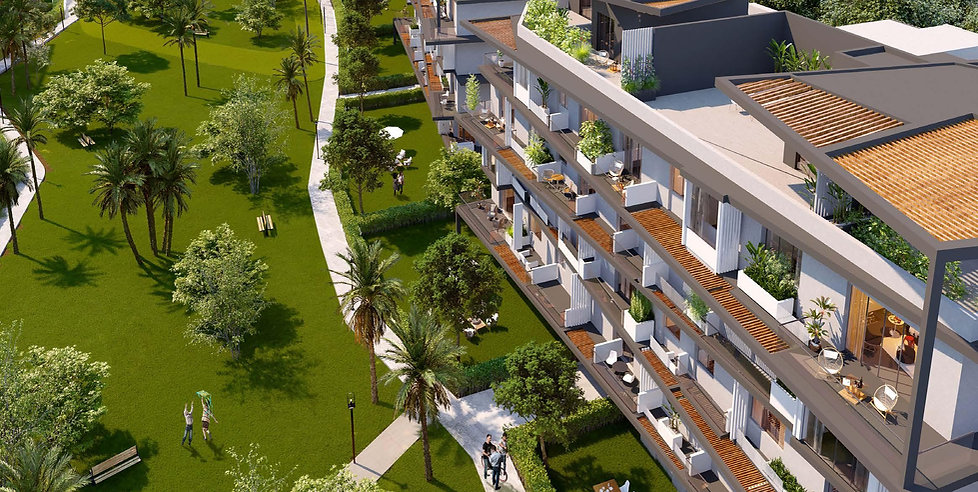 V Residences New Cairo luxury apartments