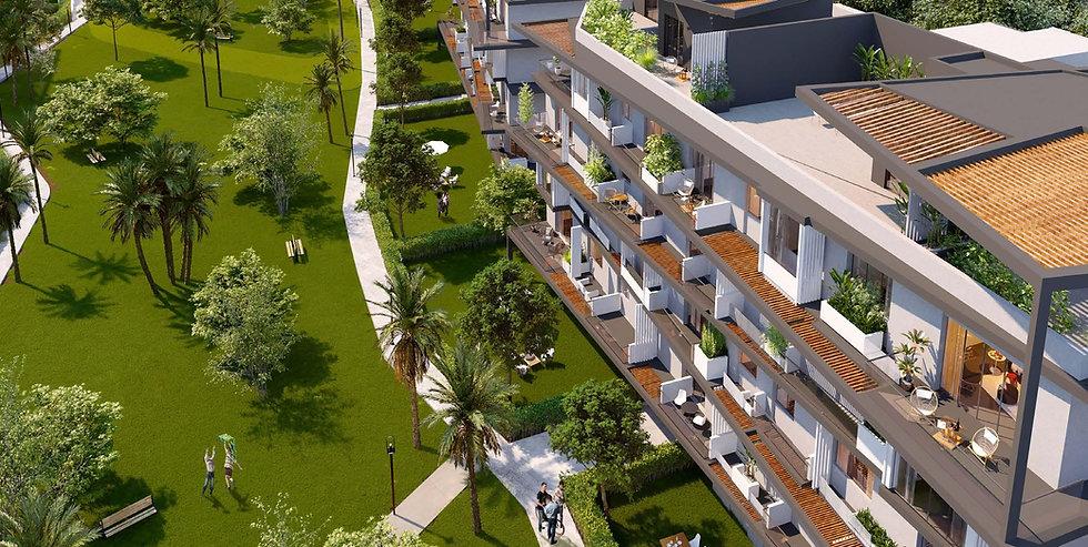 Privé By Villette New Cairo luxury apartments