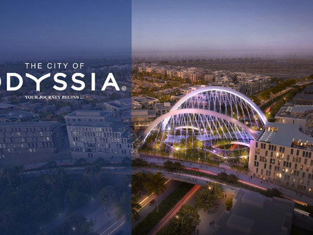 The City of Odyssia in Mostakbal City