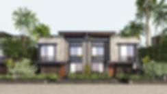Twin Villa in Haptown Seasons Residence