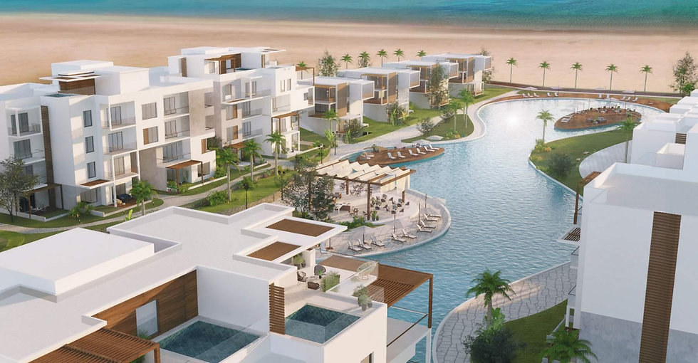 Del Ray El Gouna Core Developments