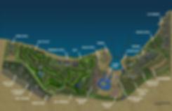 Master Plan for Oriental Coast in Marsa