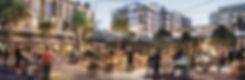 Cairo Gate retail shops