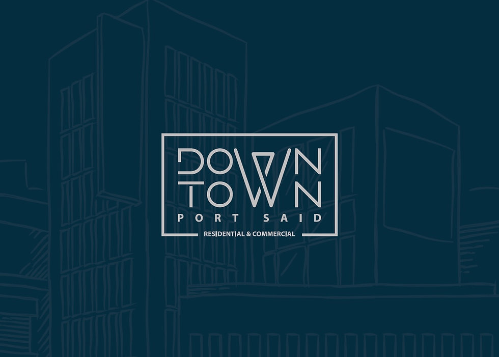 Downtown Port Said cover