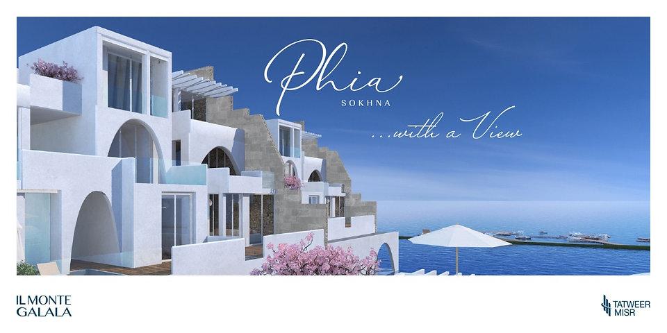 Phia Sokhna at IL Monte Galala