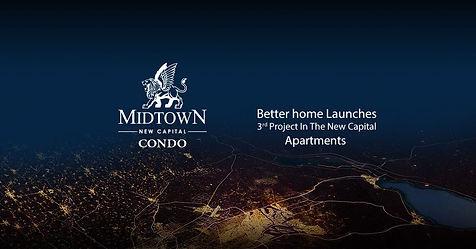 MIDTOWN NEW CAPITAL CONDO