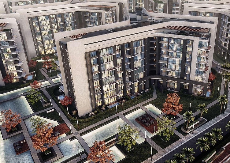 The Capitalway Equity Waterway Egypt New Capital