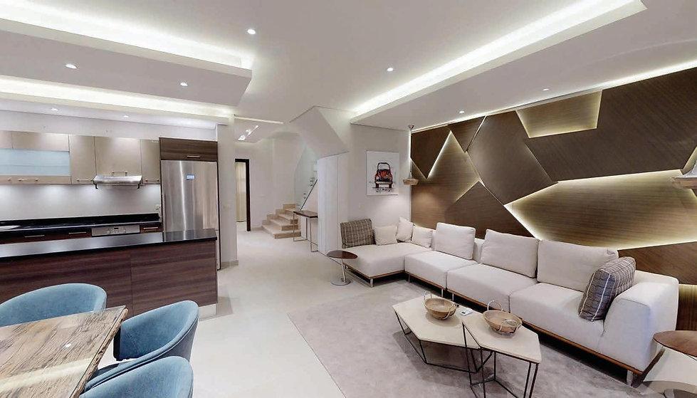 Interiors in Azha Ain Sokhna