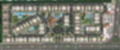 Master Plan for Evora Residence
