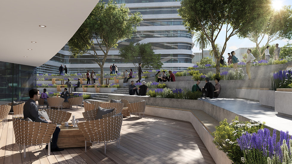 plaza at Capital One