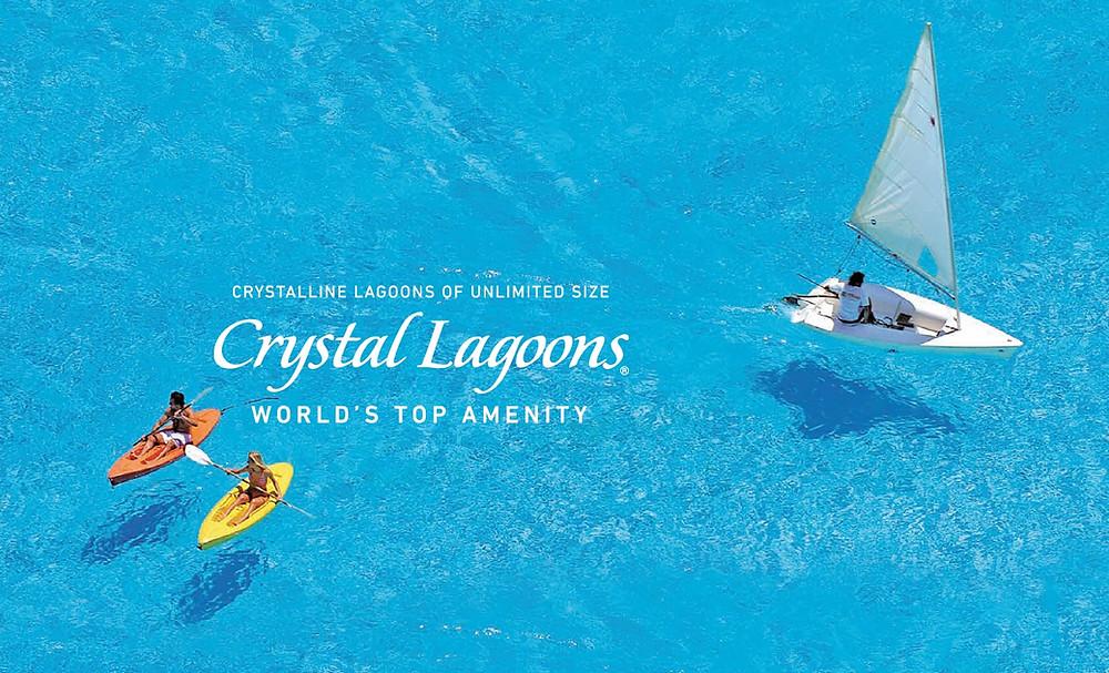 Crystal Lagoons in Azha Ain Sokhna