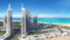 The Gate Towers by City Edge Developments in New Alamein City