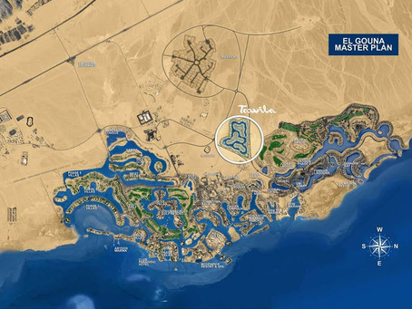 Luxury Red Sea Villas and Apartments in Tawila El Gouna