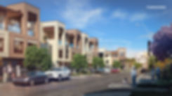 Townhomes in district five new cairo