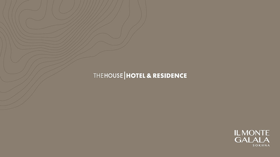 The House Hotel and Residence Il Monte Galala