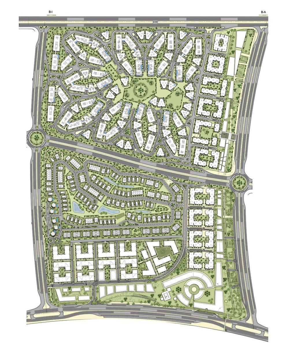 Bloomfields Master Plan