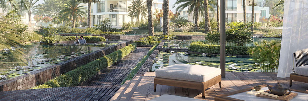 new homes in Cairo Gate by Emaar Misr