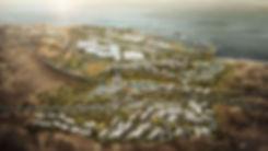 3D render for Carnelia Sokhna