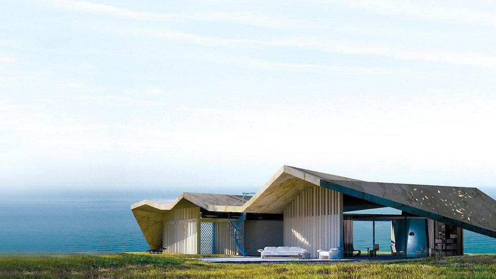 IL Monte Galala Inspired Architecture
