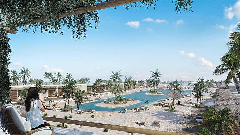 Swimming pools in Hacienda West