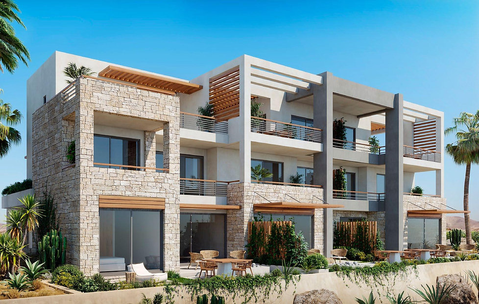 Town House in Cavo Sokhna
