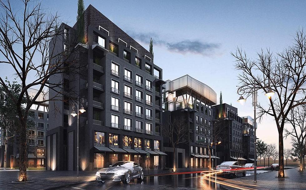 Park Lane New Capital Buidling Designs