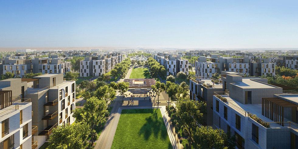 VYE in New Zayed by SODIC