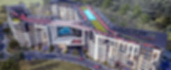rooftop design in Tonino Lamborghini Residences
