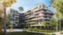 Apartment Buildings in IL Bosco City