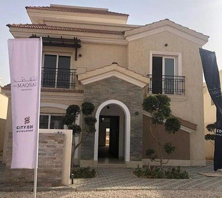 Standalone Villa in Al Maqsad New Capital