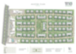 Master Plan for Trio Gardens New Cairo