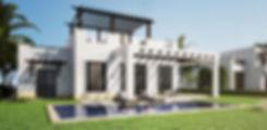 Cyan El Gouna Type D Villa 165 sqm external design pool view