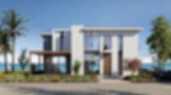 Architecture design of standalone villa in Baymount Sokhna