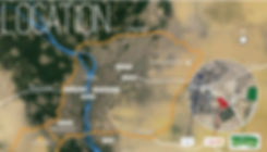 Location of Villette in New Cairo developed by SODIC