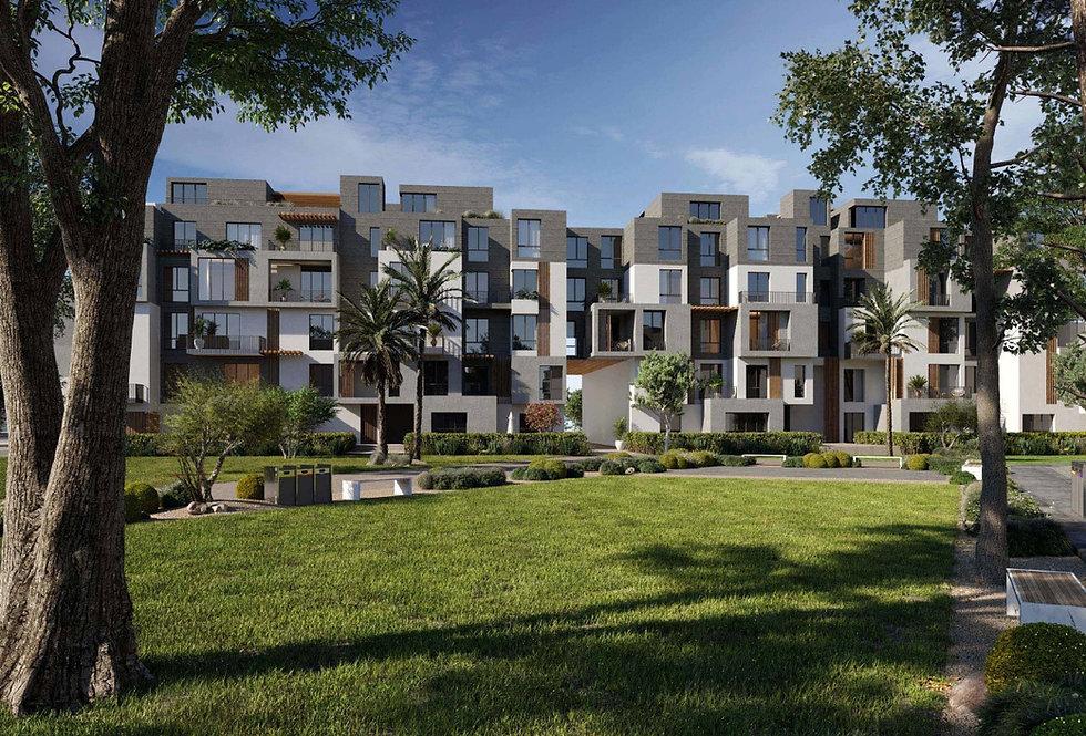 SODIC East Azailya architecture and landscape design