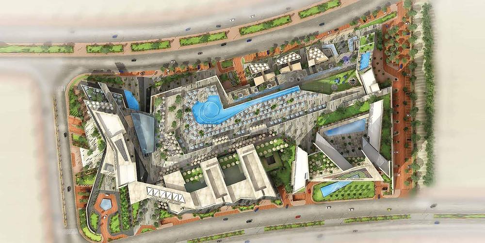 Design of Etapa Square by City Edge Developments