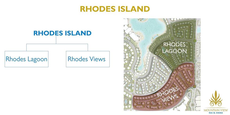Rhodes Island Master Plan