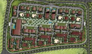 Master Plan for Park Lane New Capital