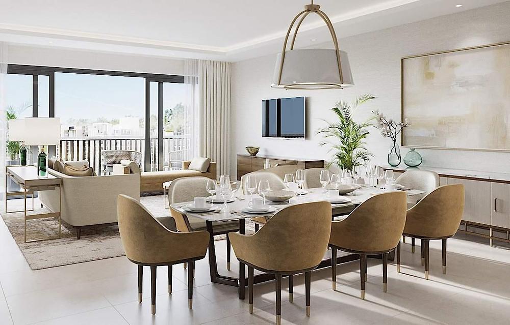 interior finishing in ZED El Sheikh Zayed
