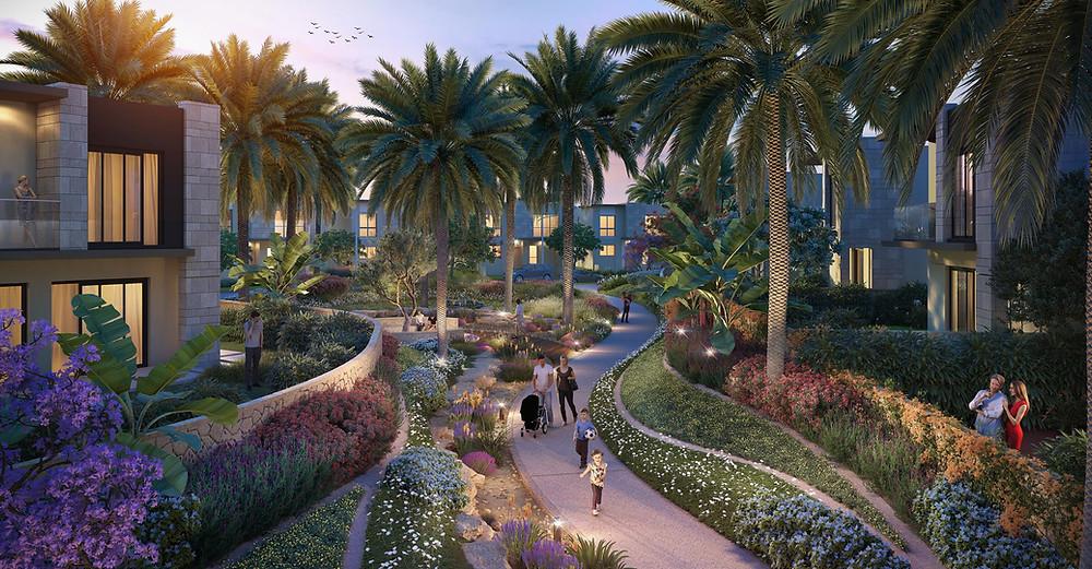 Luxury homes in Swanlake Residences