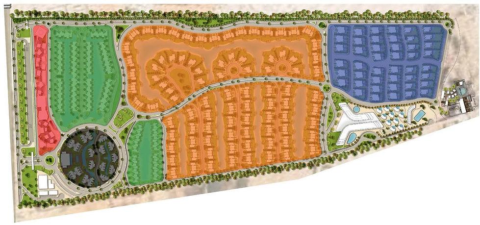 Naia Bay Ras El Hekma Master Plan