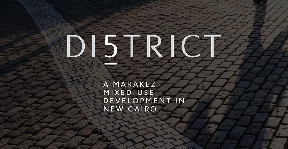 District 5 New Cairo Marakez