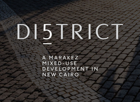 District 5 New Cairo by Marakez Egypt