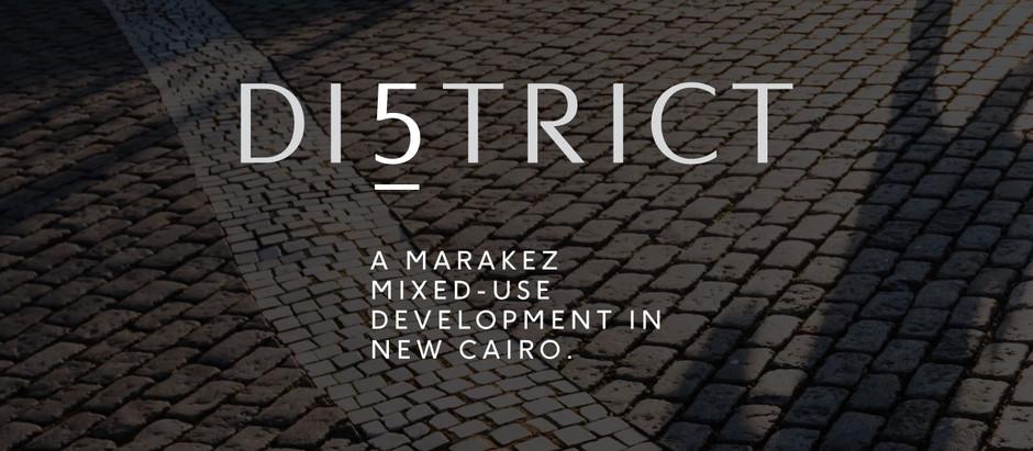 District 5 New Cairo by Marakez Egypt