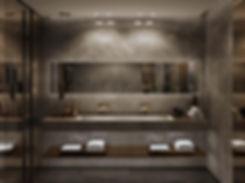 Interiors in Fera Residences