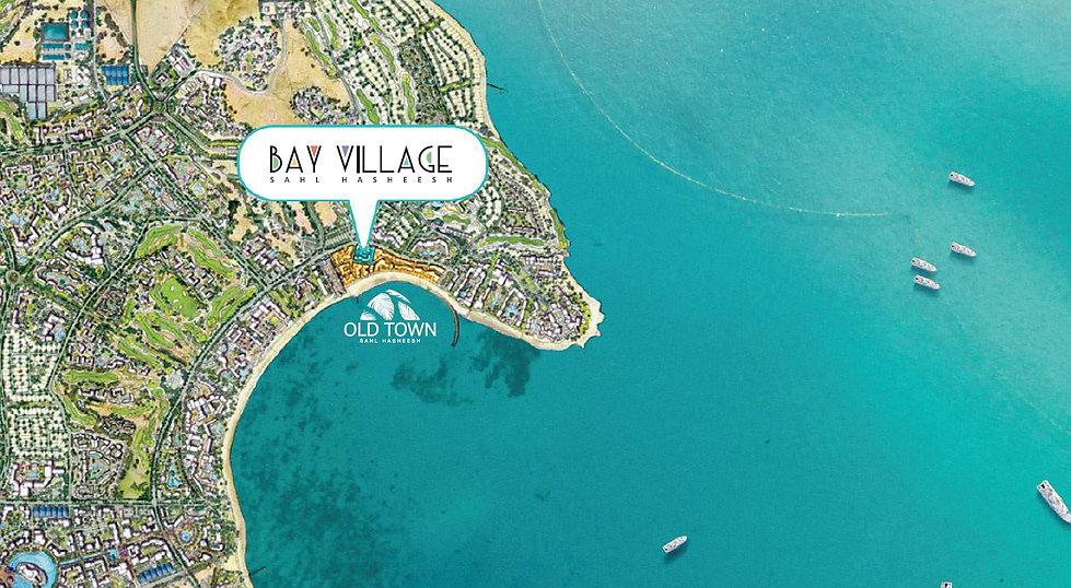 Bay Village Sahl Hasheesh location