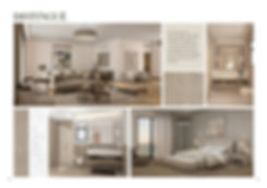 Distingue finishing palette for V Residences