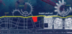 Location of The Pearl in New Mansoura
